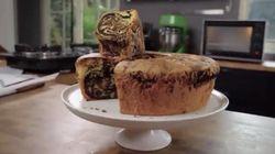 Resep Marmer Cake Jadul yang Premium dan Lembut di Mulut