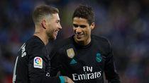 Bukti Real Madrid Sudah Ikhlas Ditinggal Ramos dan Varane