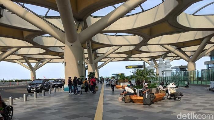 Suasana Yogyakarta International Airport (YIA), Kulon Progo, DIY, Sabtu (1/5/2021).