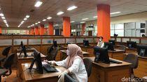 LTMPT Catat Kehadiran UTBK Capai 94,39 Persen, Tertinggi dari Dua Tahun Lalu