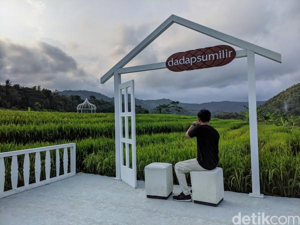 Kafe Dadap Sumilir di Kulon Progo (Foto: Jalu Rahman Dewantara)