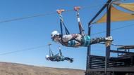 Traveler Pecinta Kegiatan Ekstrim, Akan Ada Flying Fox di Geopark Ciletuh