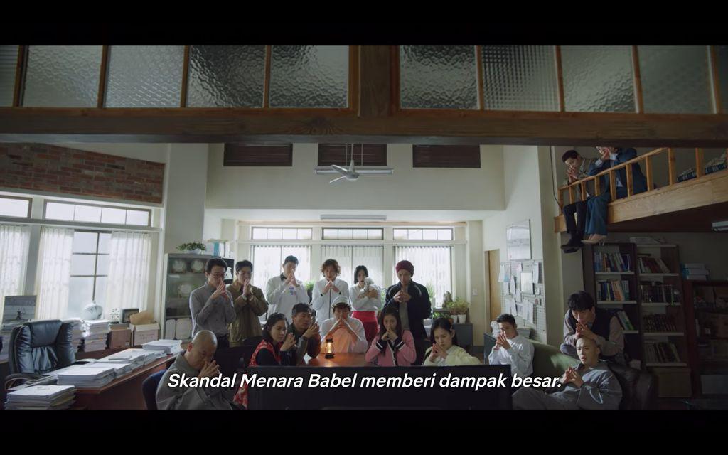 Kakak Chanyeol EXO Menjadi Cameo Drama Korea Vincenzo