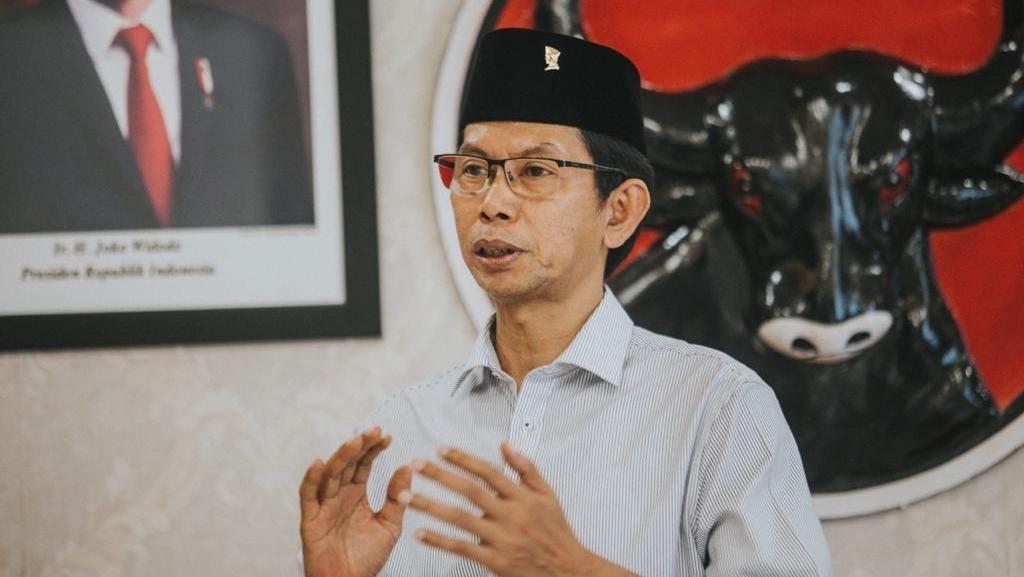 Peringati HSN, PDIP Surabaya: Perkuat Sinergi dengan Santri