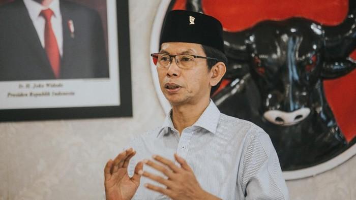 Ketua DPC PDI Perjuangan Kota Surabaya Adi Sutarwijono