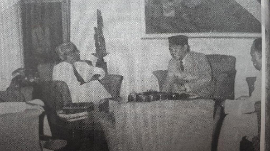 Tangan Kanan Ki Hajar Dewantara dari Surakarta