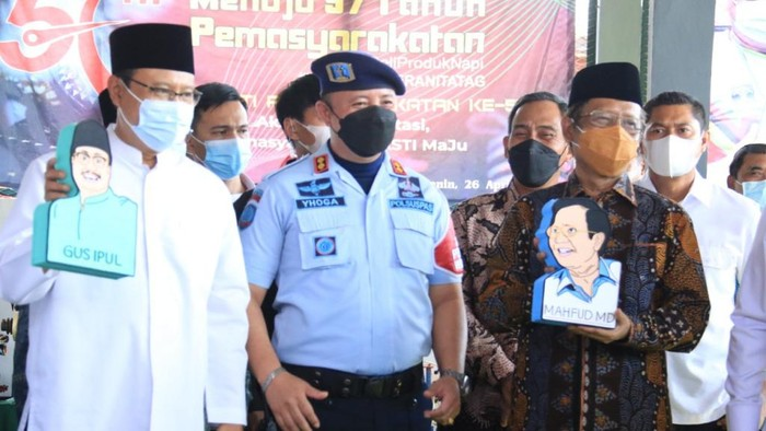 Mahfud MD Setujui Usul Gus Ipul Bangun Lapas Terintegrasi Kota Pasuruan