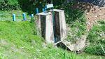 Melihat Luweng dan Saluran Air Peninggalan Belanda di Gunung Pegat Klaten