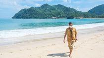 Pantai Lampuuk Sangat Potensial untuk Sport Tourism