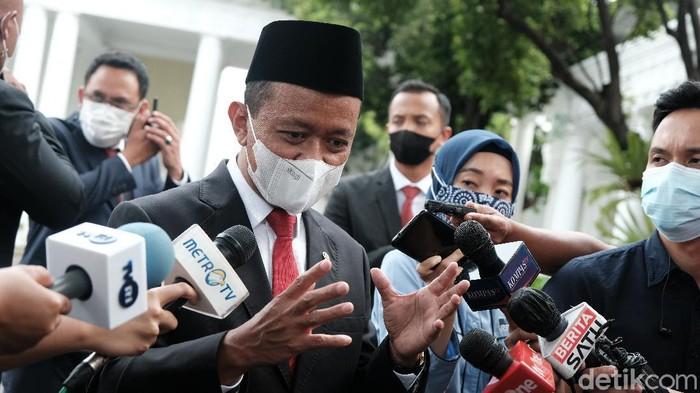 Menteri Investasi Bahlil Lahadalia