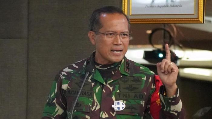 Pangdam XVIII/Kasuari, Mayjen TNI I Nyoman Cantiasa (Dok TNI AD)
