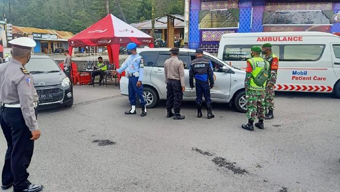 Plat AD dan AE Masih Mendominasi Perbatasan Jatim-Jateng Cemoro Sewu