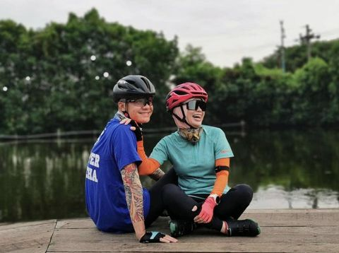 Potret Siti Atiqoh Supriyanti dan Ganjar Pranowo