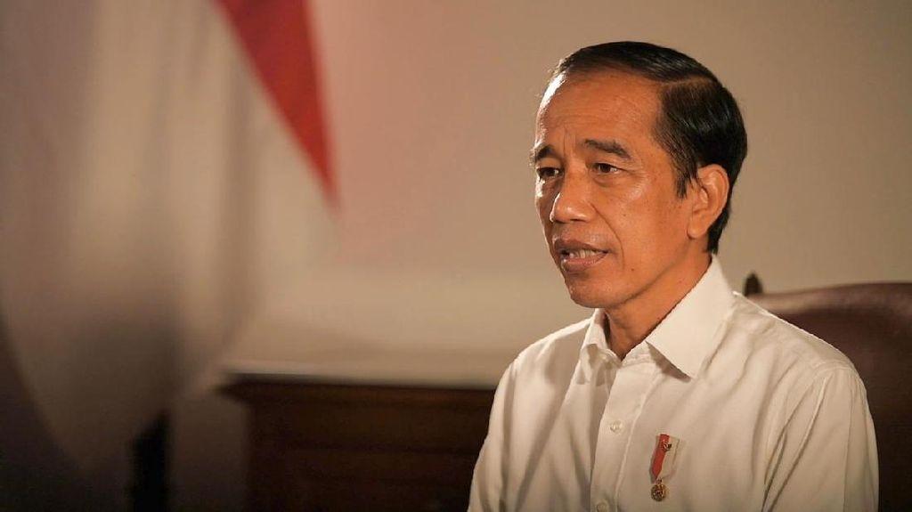 Israel Banjir Kecaman, Jokowi Minta Agresi Segera Dihentikan