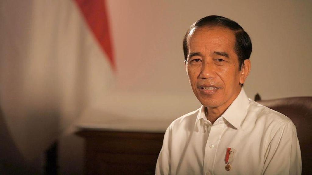 Perpanjang PPKM Level 4, Jokowi Kembali Bicara Gas dan Rem