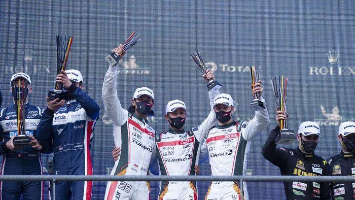 2021 FIA World Endurance Championship Spa Francorchamps 29th April - 1st May 2021  Photo: Drew Gibson