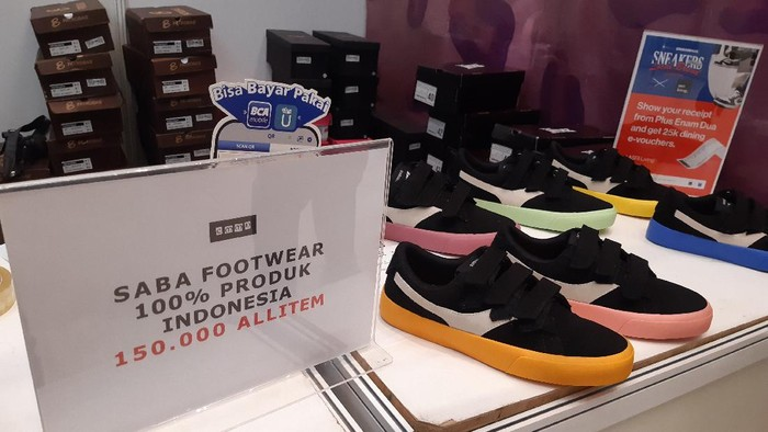 Sneakers Local Brand Exhibition