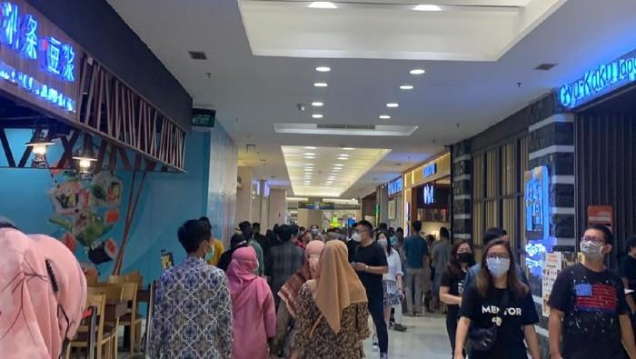 Tunjungan Plaza Surabaya (Foto: Faiq Azmi/detikcom)