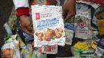 Foto: Aksi Tolak Sampah Import di Monas
