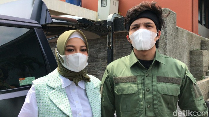 Atta Halilintar dan Aurel Hermansyah aktif lagi