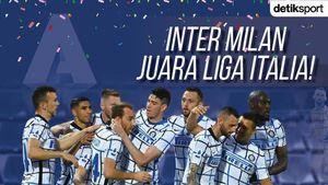 Inter Milan Juara Liga Italia!