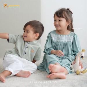 Rekomendasi 8 Brand Online Baju Lebaran Anak, Nggak Perlu ke Tanah Abang