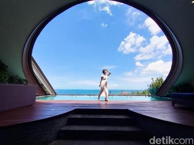 Como Uma Canggu, Hotel Inspirasi Film Crazy Rich Asian