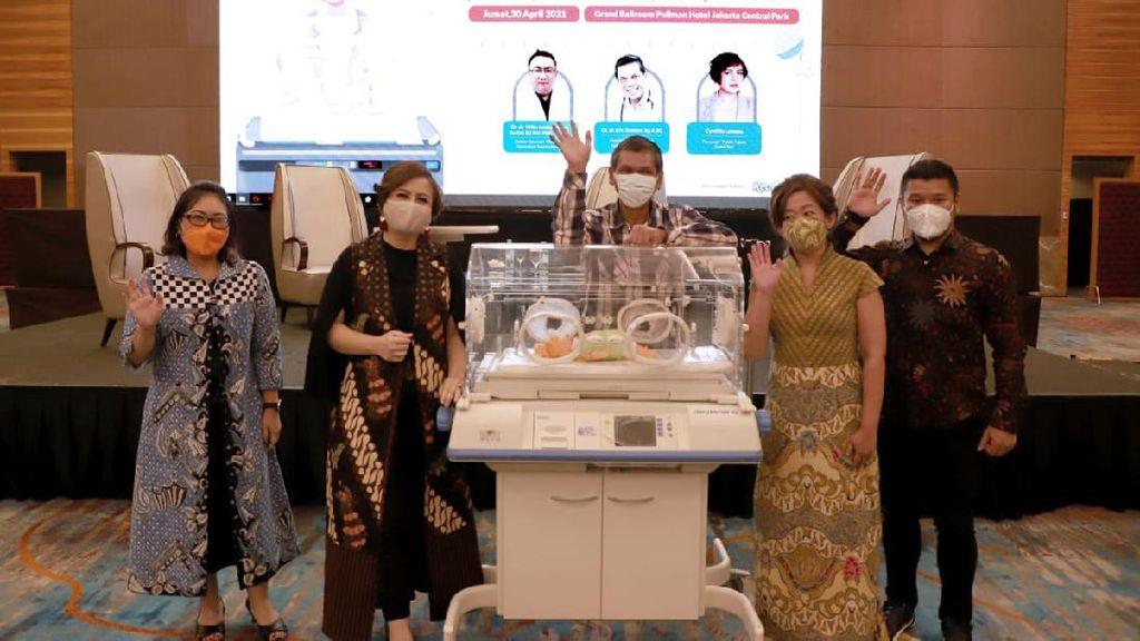 Eka Hospital Luncurkan Pusat Perawatan Bayi Prematur