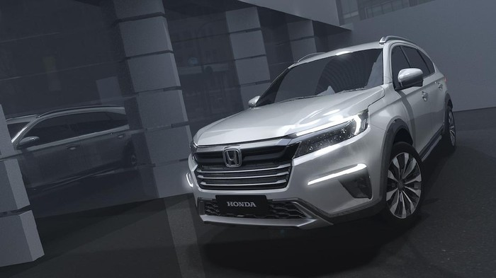Honda New 7 Seater eXcitement (N7X)