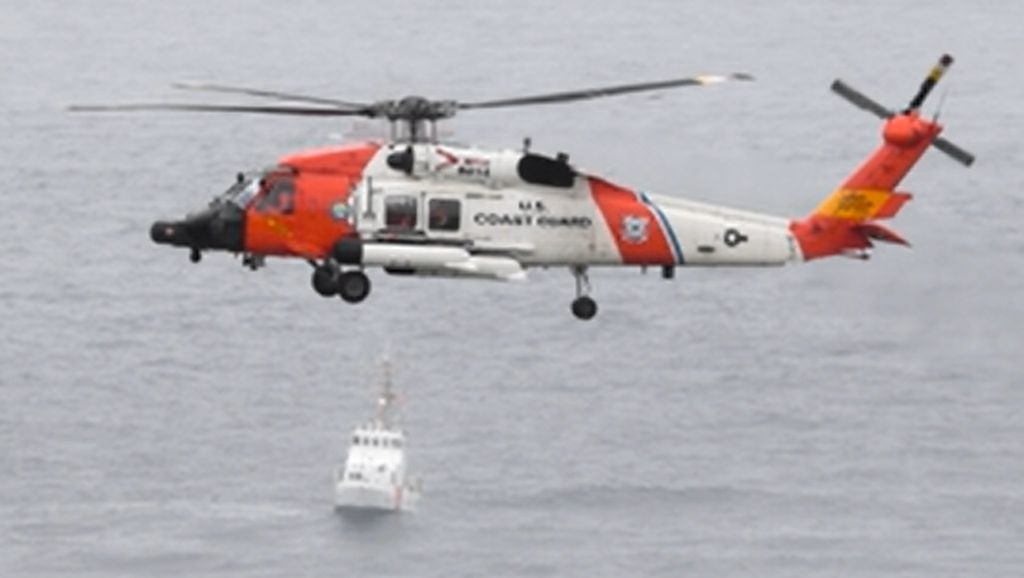 Kapal Berisi Puluhan Orang Terbalik di Pantai California, 3 Tewas