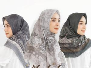 Ini Wanita di Balik Sukses Brand Rahina, Jual Ribuan Hijab Dalam Sekejap