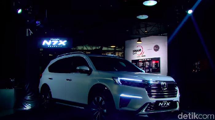 Konsep Honda N7X