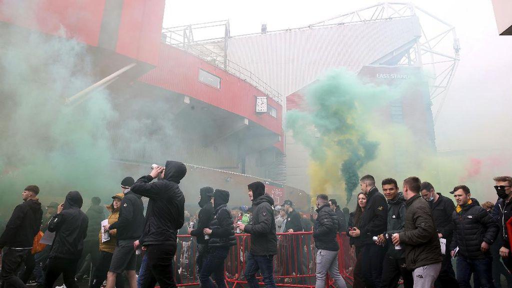 Jelang MU Vs Liverpool: Setan Merah Bersiaga Antisipasi Demo Fans