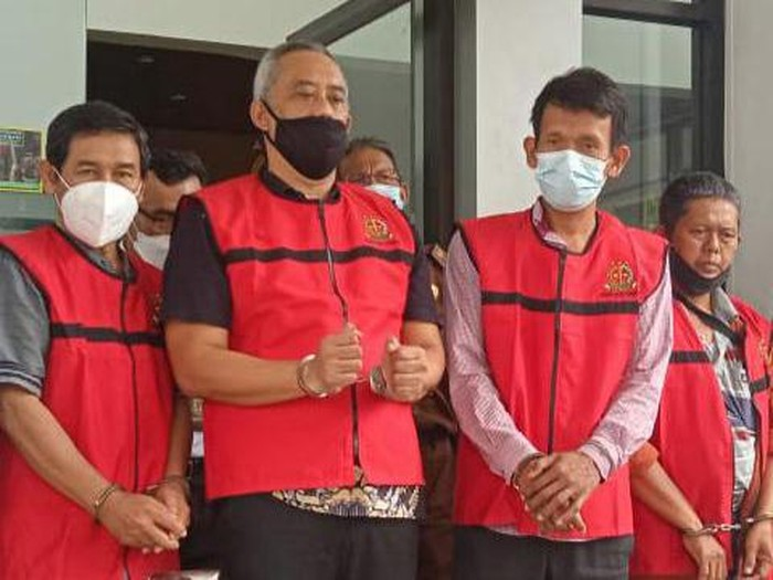 Mantan Kadis Lingkungan Hidup Cirebon ditahan Kejari