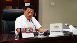 Demokrat: H+3 Lebaran, Moeldoko Belum Minta Maaf ke SBY
