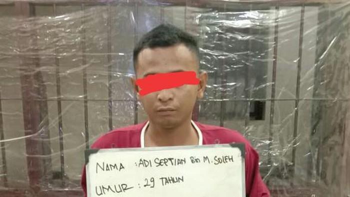 Pelaku pembunuhan di RSUD Dadi Tjokrodipo, Bandar Lampung, ditangkap