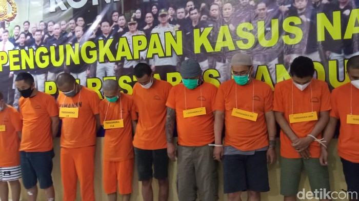 Pengedar Sabu di Bandung