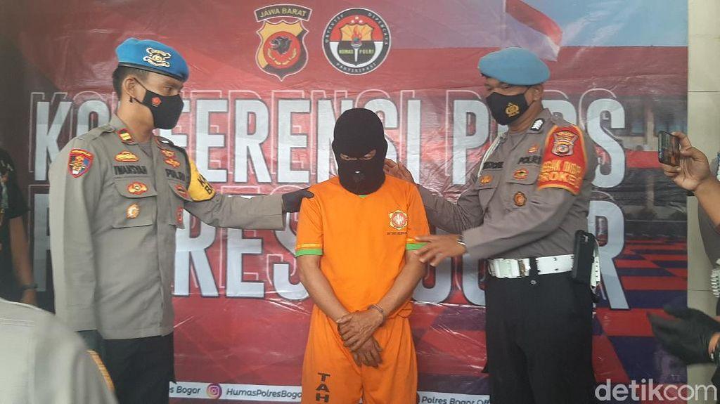 Penodong Kurir di Bogor Ternyata Pakai Airsoft Gun, Beli Via Online