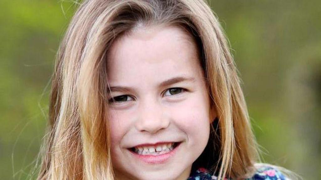 Ulang Tahun ke-6, Putri Charlotte: Aku Bebas Melakukan yang Ku Mau!