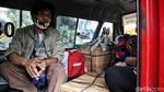 Saat Warga Mudik Lebih Awal Demi Lebaran di Kampung Halaman