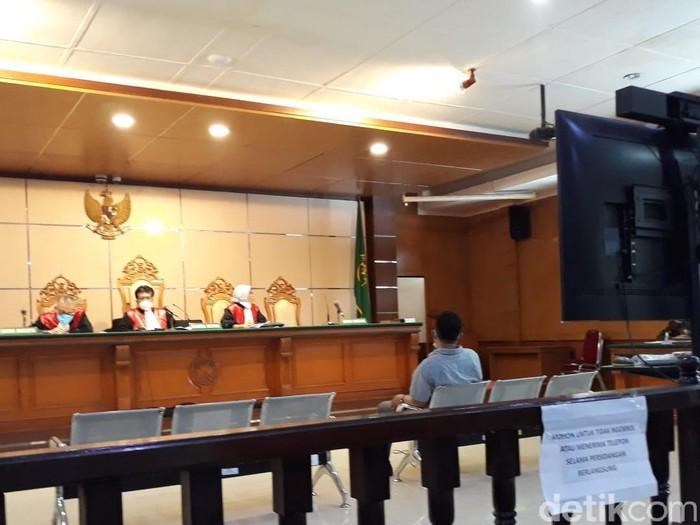 Sidang kasus suap Wali Kota Cimahi non aktif Ajay M Priatna