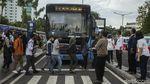 Stasiun Tanah Abang Tutup, Pemprov Sediakan Bus Gratis