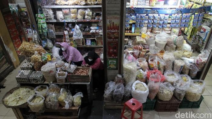 Menjelang hari raya Idul Fitri 2021, Tim Pengendali Inflasi (TPID) DI Yogyakarta melakukan pemantauan di berbagai pasar baik tradisional maupun modern. Hasilnya, Aman!