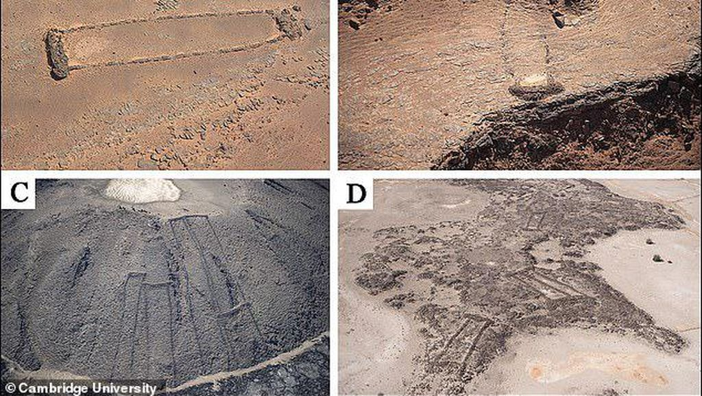 Misteri Bangunan Batu di Arab Saudi, Lebih Tua dari Piramida