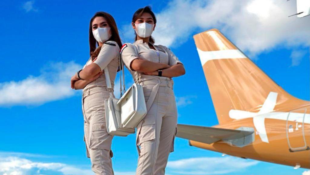 Terungkap! Ini Perusahaan di Balik Maskapai Baru Super Air Jet