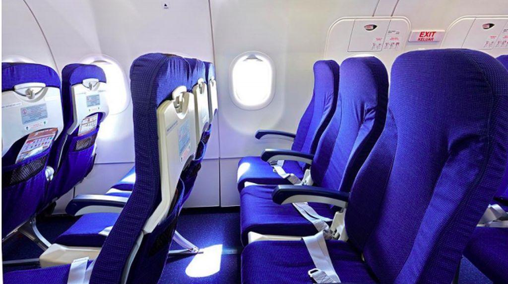 Usung Konsep Milenial, Begini Spesifikasi Pesawat Super Air Jet