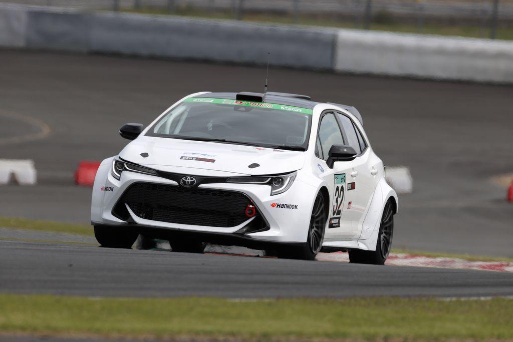 Toyota Corolla Sport Berbahan Bakar Hidrogen