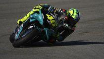 Pesta Kecil Rossi Setelah Finis ke-17 di MotoGP Spanyol