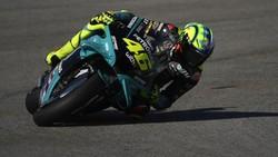 Lakukan Pembenahan, Rossi Ungkap Motornya Sedikit Lebih Kuat