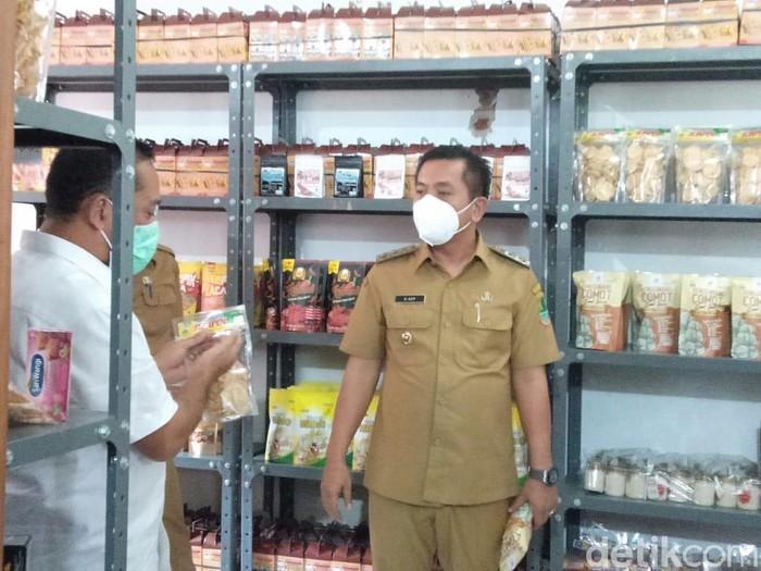 14 perusahaan di Karawang pesan produk UMKM untuk hampers